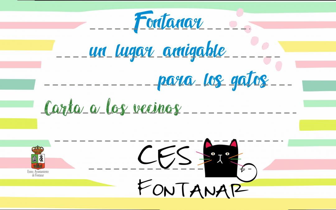 Carta a los vecinos de Fontanar